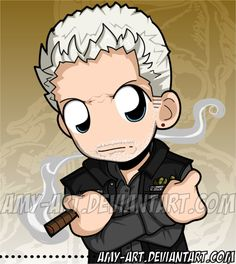 Clay - Sons of Anarchy by amy-art.deviantart.com on @deviantART