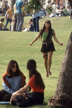 What American high school students dressed like in 1969