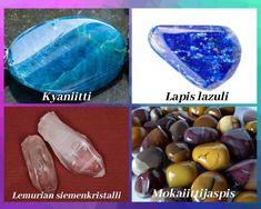 25 tärkeintä kiveäni joista en luovu ⋆ Unelmia kohti Lapis Lazuli