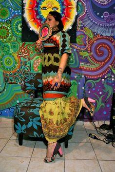 Hip Hop Mexicano y  Femenino con letras de consiencia y protesta.