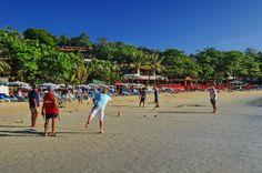 Kata Beach activities at high season, Phuket