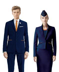 Aurora Airlines Russia cabin crew
