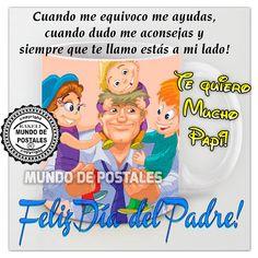 Mundo de Postales: FELIZ DÍA DEL PADRE!