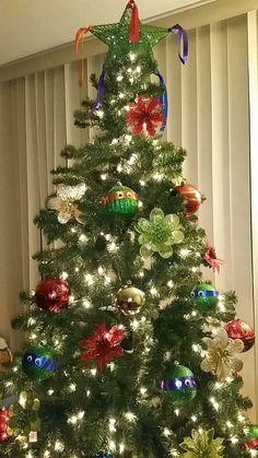 Ninja Turtle Tree Cute Crafts Pinterest Trees