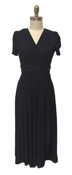 #Karina Dresses - #Karina Dresses Margaret Dress - Black - AdoreWe.com