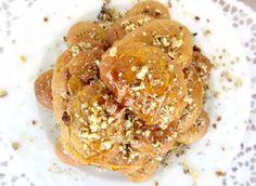 Traditional Greek Honey Cookies (Melomakarona) Melomakarona Recipe, Greek Cake, Cookie Dough Ingredients, Oven Pan, Honey Cookies, Greek Olives, Freshly Squeezed Orange Juice, Cookie Calories
