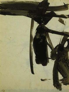 justanothermasterpiece:    Franz Kline.