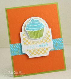 Cupcake Card; Annmarie 2014