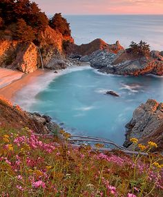 See More | McWay Falls ,Big Sur, California: