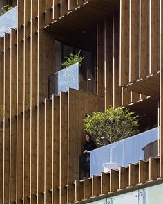 Office Block in #Tehran by LP2 Architect Mohsen Kazamianfard, #Iran ...