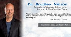 Dr. Bradley Nelson, creator of The Emotion Code and Body Code energy healing systems