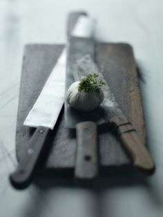Vintage Kitchen Knives from @Alessandro Guerani