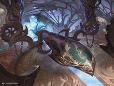 Hope of Ghirapur - Aether Revolt MtG Art