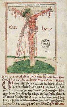 Medieval Manuscript, Medieval Art, Catholic Art, Religious Art, Jesus Painting, Jesus Art, Historical Art, Dark Ages, Art Director