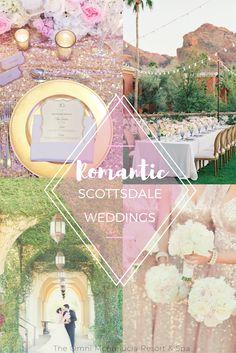 Say 'I Do' to a captivating wedding celebration at Omni Montelucia.