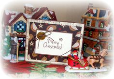 MyNeed2Craft: Christmas Card #???...I lost count...