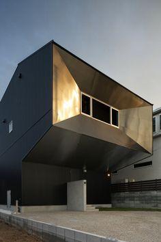 Hansha Reflection House, Nagoya, 2010 / Studio Sklim