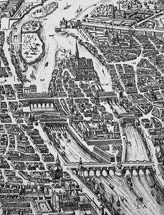 Plan de Paris.