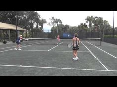 Paula's Points-Serving to the Backhand  Tennis Tips for Club Players