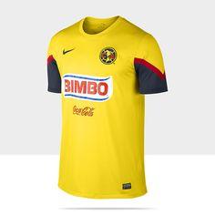 2012 13 Club America Replica Short-Sleeve Men s Soccer Jersey abeca4978bfb3