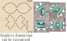 Best 12 35 Trendy Ideas For Hair Accessories Diy Headband How To Make Making Hair Bows, Diy Hair Bows, Diy Bow, Diy Christmas Gifts For Friends, Bow Wood, Bow Template, Bow Pattern, Diy Headband, Diy Hair Accessories