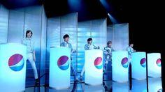 "[HD] 130624 INFINITE (인피니트) - ""OPEN Your Pepsi"" CF"