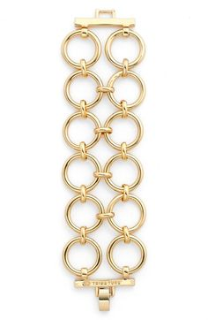 Trina Turk Double Row Link Bracelet available at #Nordstrom
