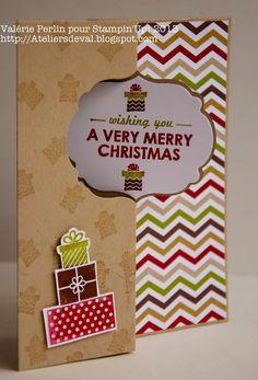 Christmas and flip card
