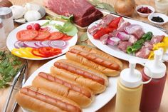 ¡Fiesta de hot dogs! - Yahoo! Mujer