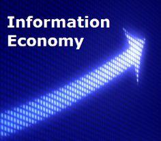 Information Economy report graphic