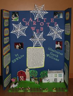 Love Scrapping Mom of 3: Reading Fair Project