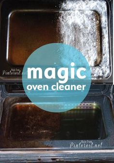 Check out this magic over cleaner tutorial to get it done fast. My favorite new DIY trick to cleaning the kitchen!