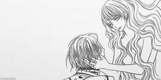 haiisaki: Shirabuki Sara… I was caught by this pureblood.