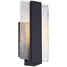 A charming LED wall
