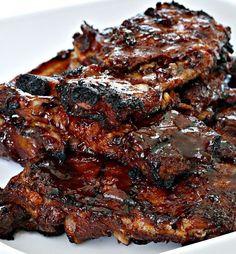 Slow grilled pork tenderloin recipe