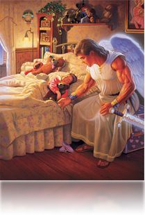 Lord Jesus please send your angels to protect our brothers & sisters in Christ, give them good nights sleep tonight & an awesome day tomorrow, let them know they are loved & prayed for. In your name I pray, amen. Guardian Angel Pictures, Guardian Angels, Jean 3 16, Angel Illustration, Image Jesus, Pictures Of Jesus Christ, Christian Artwork, Jesus Painting, Prophetic Art