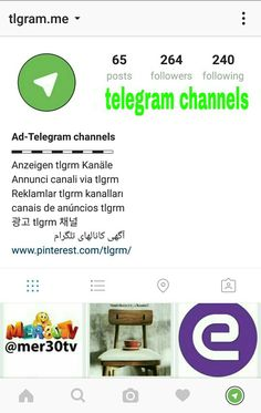 The best: telegram me oxin channel