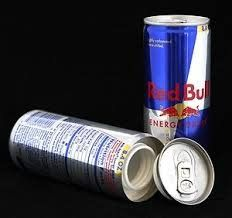 Red Bull Diversion Safe Can Hidden Stash Storage @ Stash Containers, Diversion Safe, Hidden Safe, Safe Vault, Security Safe, Ultimate Man Cave, Christmas Gifts For Boys, Cool Gadgets, Red Bull