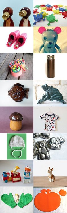 Smile! by Lucile on Etsy--Pinned with TreasuryPin.com #Etsy #EtsyFR #FrenchVintage #French #vintage #VintageFinds #vintagefr #retro #colorful #EtsyFinds #smile #fun #funny #funnyvintage