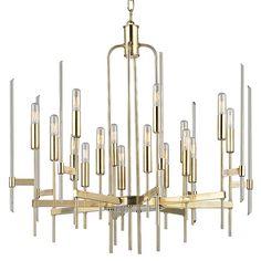 Hudson Valley Lighting Bari 16 Light Chandelier | AllModern