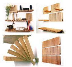 movable/customizable shelf