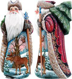 Коллекционные деревянные игрушки