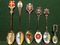 Image result for collectible spoons