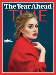 Adele Time Cover Story: Streaming, Motherhood, Beyonce | Time Adele, Id Magazine, Magazine Covers, Airport Chic, Best Portraits, Beyonce, My Music, Graphic Tees, Magazines
