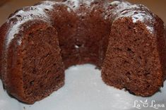 No Cook Desserts, Sweets Recipes, Cake Recipes, Cooking Recipes, Pastry And Bakery, Pastry Cake, Loaf Cake, Low Calorie Recipes, Something Sweet