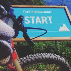 Time to dream from #himmelfahrt #höllenritt #mtb #trail #mayrhofen #zillertal #tirol