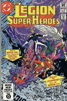 Legion of Super-Heroes #284 (1982)