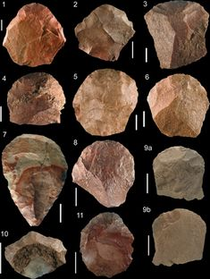 The Still Bay and Howiesons Poort at Sibudu and Blombos: Understanding Middle Stone Age Technologies Native American Tools, Native American Decor, Native American Images, Native American Artifacts, Stone Age Tools, Stone Age Art, Indian Artifacts, Ancient Artifacts, Paleolithic Art