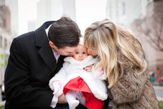 Cute #Christmas family photo