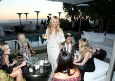Rachel Zoe and Net-a-Porter Toast Capsule Collection With Nicole Richie Sara Foster